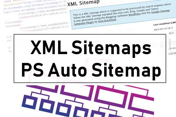サイトマップ作り方 xml sitemapsとps auto sitemapで自動作成 初心者