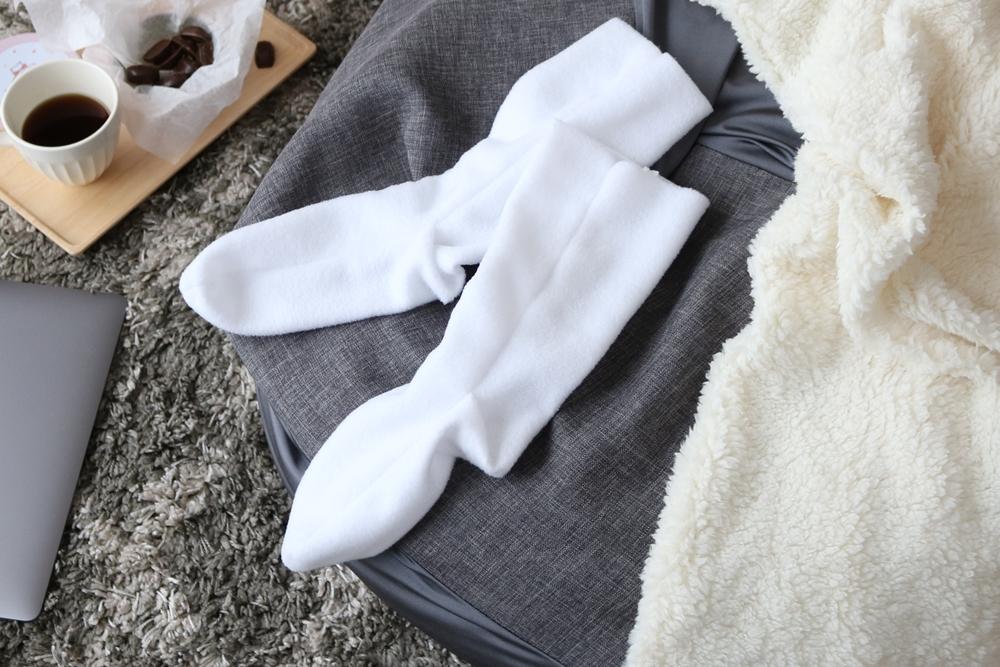 暖かい 靴下